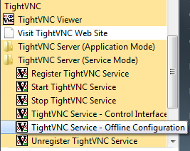 How to Install ThightVNC and BGInfo into WinPE during SCCM