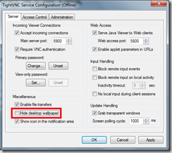 How to Install ThightVNC and BGInfo into WinPE during SCCM Task Sequence