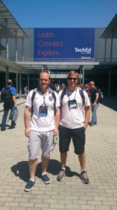 TechEd Europe 2013 and new preview releases