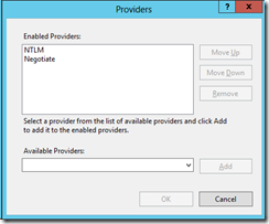 Issues with NTLM authentication on Exchange 2013 after Exchange 2013 SP1(CU4) installation.